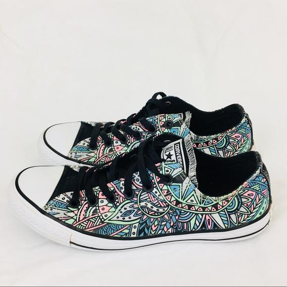 b17520455da9 Converse Shoes - CONVERSE All Stars Doodle Paisley Men 8 Women 10